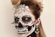Bridal skulls