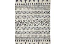 Alfombras / Diferentes tipos y estilos de alfombras