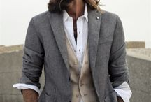 mode homme / Inspiration look homme