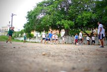 ¡Club de Futból! / Fun fotos captured from our weekly kids soccer ministry. The goal of this ministry is to reach the youth of our community with Gods truth in a practical way.
