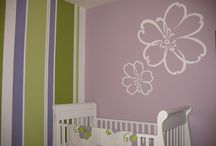 Baby wallpainting