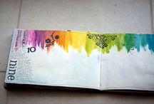 Art Journaling / by Tamara Benoit