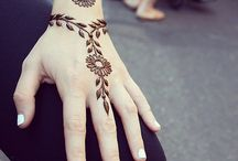 New obsession - henna