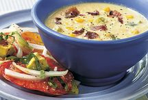 Good Eats - Soups, Chowders, Etc. / by Lisa Fulford