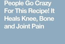 knee and joints