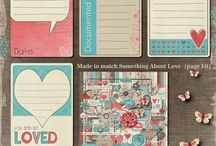Journal Card - Project Life Freebies