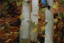Autumn paintings