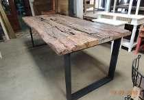 mesas paletes e dormentes demolição