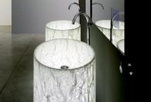 Bathroom possibilities / Various contemporary space  designs and special flairs.