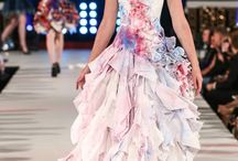 Haute Couturecycled