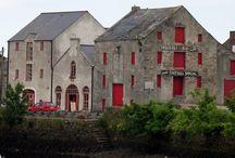 Donegal / Pins uit en over de countie Donegal