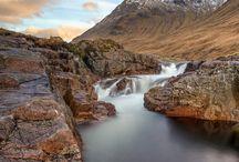 Scotland - Next Trip - Done! / Meu board inspiração para a viagem que fiz para a Escócia