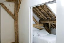 Attic Spaces / Ideas and inspiration to convert your attic into a beautiful living space.