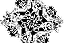 Celtic/Norse designs