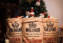 Dyi Sacos Santa