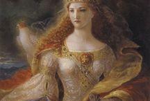 Leonor de Aquitania.