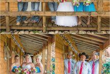 Weddings at Historic Reesor Ranch / Weddings at the ranch