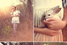 Alice in Wonderland / Inspiring images for a photo shoot :)