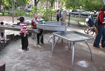 Inclusive Water Features / by Let Kids Play