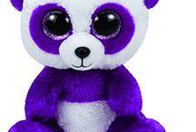 Purple*♡* Panda♡