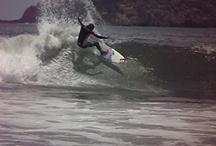 Surfing Fun / Surfing Costa Rica. Exploring the waves and surfing the coast, inspirations and all...