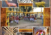 Jai Baghesur / The Jai Baghesur Festival is organised to motivate tribals and to promote and retain their art and culture. The event is dedicated to a tribe called the 'Baiga' that worships tigers