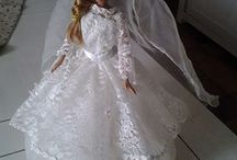 robe de mariee barbie