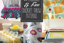 Crochet inspiration & patterns