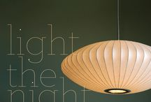Lighting / Fresh lighting finds