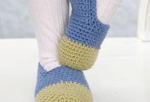 scarpe lana