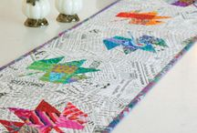 Text Quilts / Quilts with text
