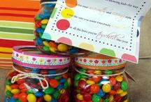 Teacher appreciation gift ideas / by Melanie Plata