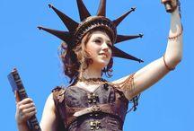 Steampunk costume inspo