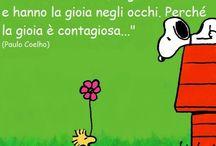 Snoopy troppo belline