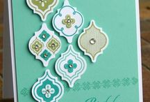 Stampin Up Mosaic Madness