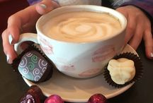 Cocoa Cafe / Barista living can be hard, or fun at the same time! Fair trade, organic espresso and drool worth homemade haute cocoa... Indulge!