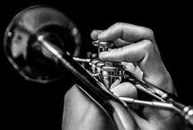 My trumpet, my voice
