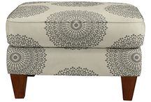 Ottomans / Available at Carter's Furniture Midland, Texas   432-682-2843 http://www.cartersfurnituremidland.com/
