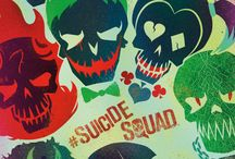 Suicide Squad... / I just watch the movie and I'm a little obsessed.. Especially with the duo Jared Leto and Margot Robbie! They're totally killing it!