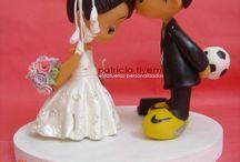 pasta modellabile sposi