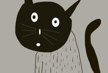 Cats / Cats & Inspiration
