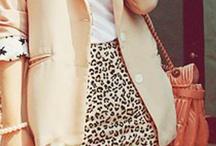 Leopard print grr grr! I Love it...