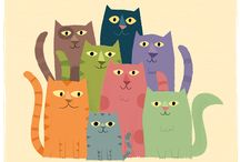 Cats / by Vickie Ethridge
