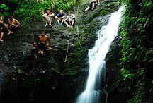 Falls oahu