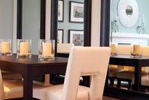 Dining room decorating