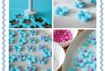 Fondant tips / Decoration of cakes