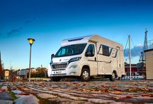 Bailey Approach Advance (November 2014 - Current) / Approach Advance is a completely new entry-level coach-built motorhome range offering the same winning combination of superior performance and design as all Bailey motorhomes, with even greater value for money.