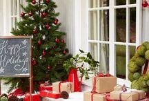Stunning Christmas Porches