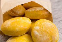 Pão / Pão de abóbora