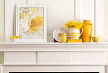 FOR THE HOME: Mantle Decor / Home, mantle